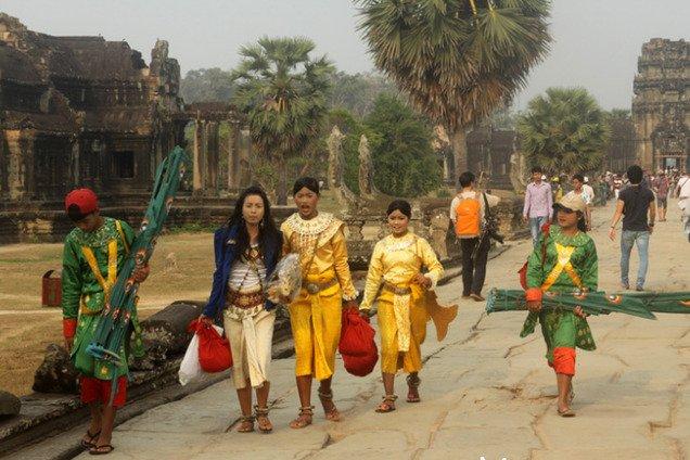 Российские туристы загадочно погибли в Камбодже: появились первые подробности
