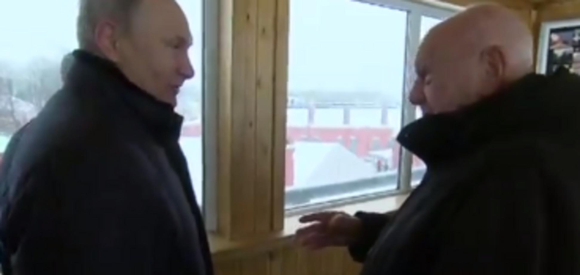 ''Шахтар-підводник!'' Путін раптово відкрив військову таємницю