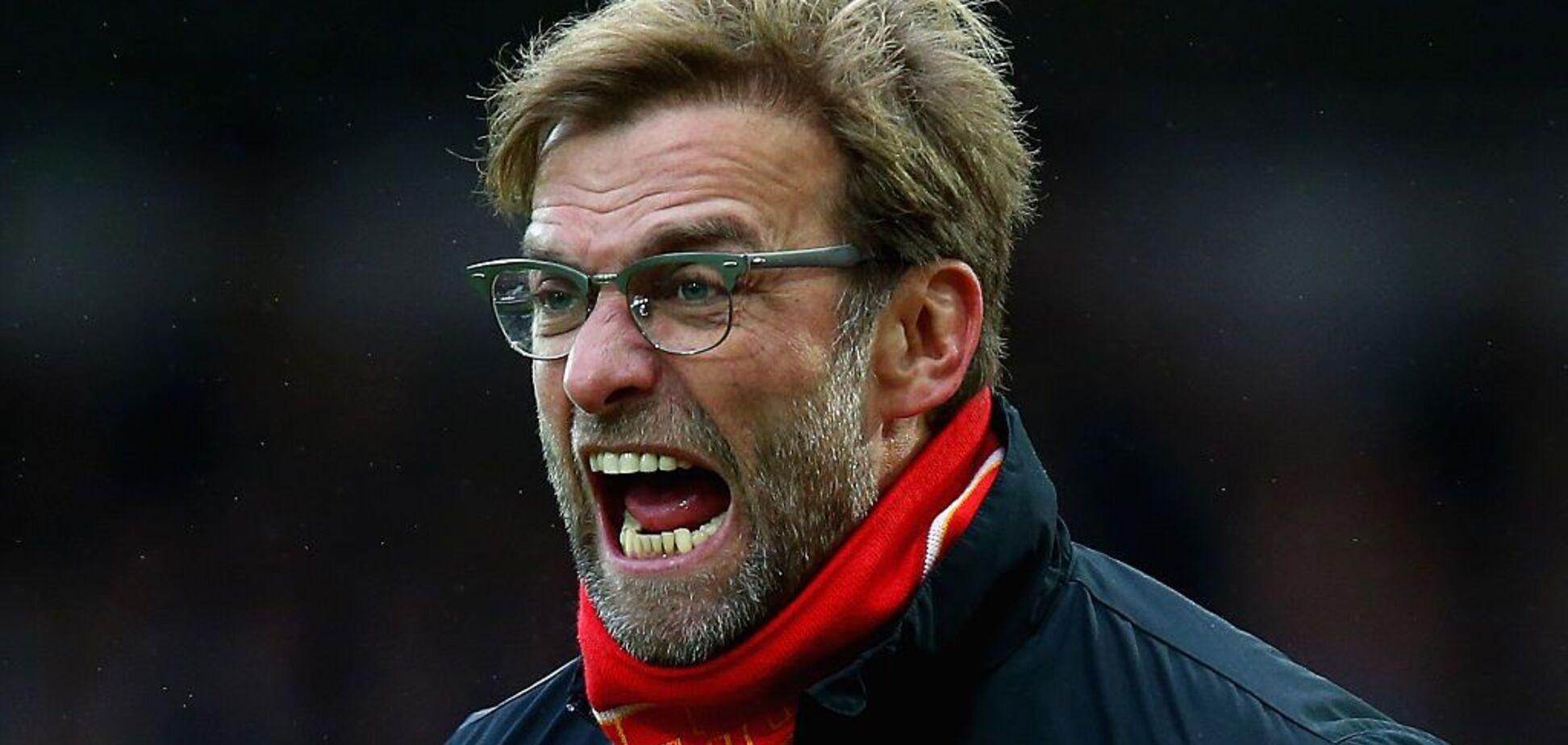 ''Параллельное измерение'': тренер 'Ливерпуля' нарушил законы физики и поразил сеть