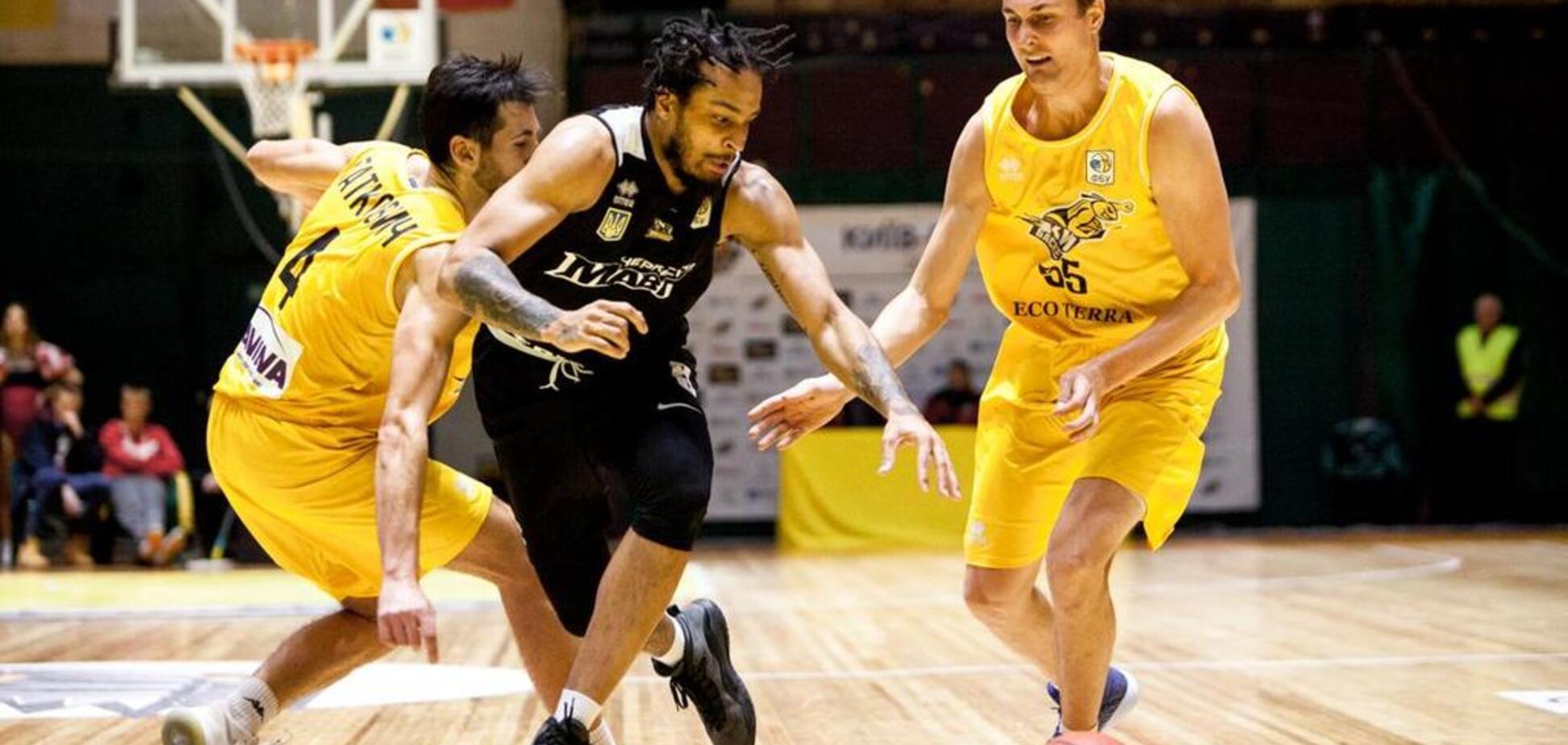 Стали відомі всі учасники Фіналу чотирьох Кубка України з баскетболу