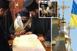 Томос для Украины подписали все члены Синода на Фанаре: что известно