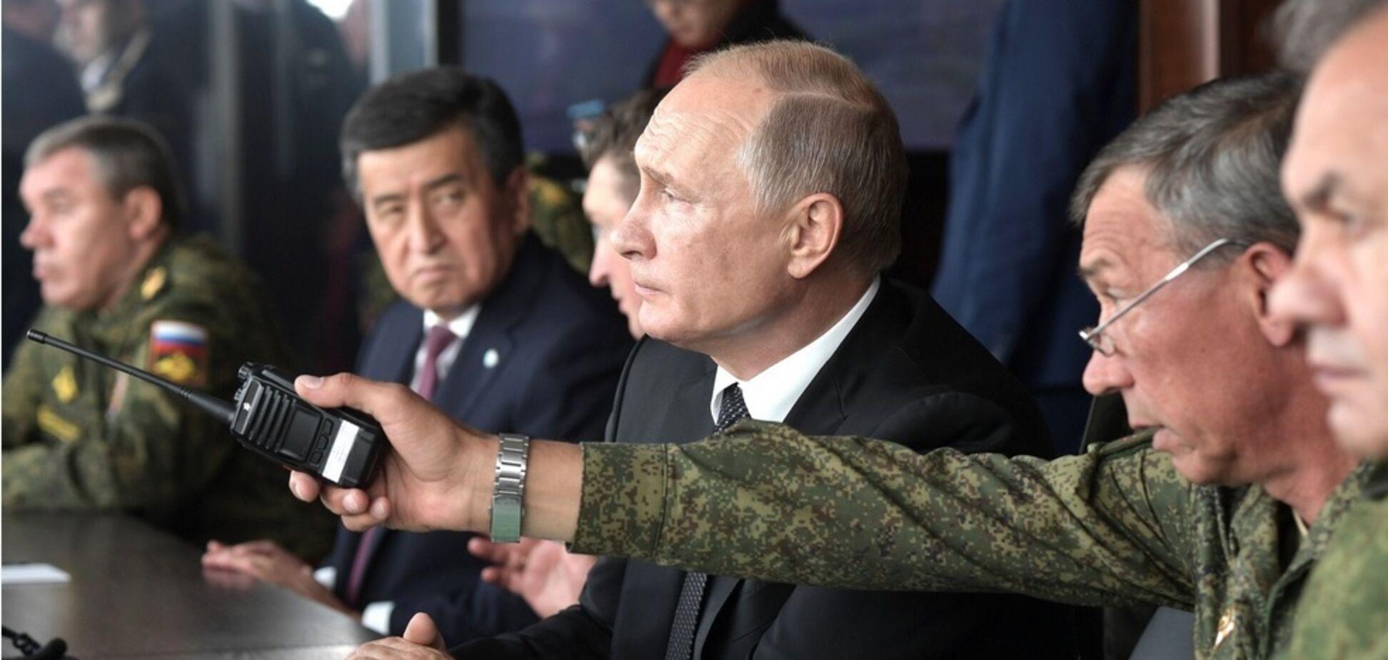 Путин готов идти в атаку