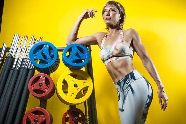 Катя Медушкіна розвінчала міфи про спортивне харчування