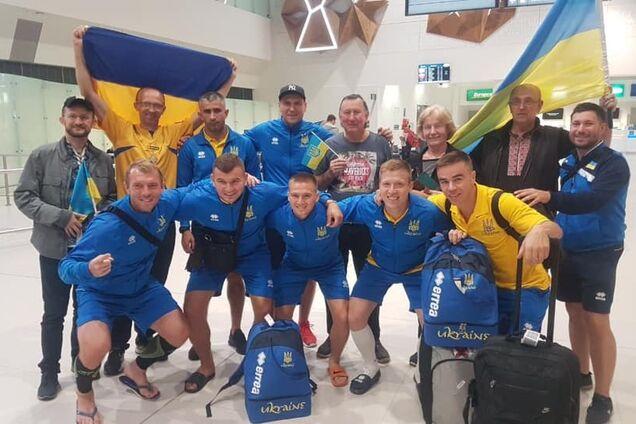 В австралійському місті Перт збірну зустріли представники української діаспори