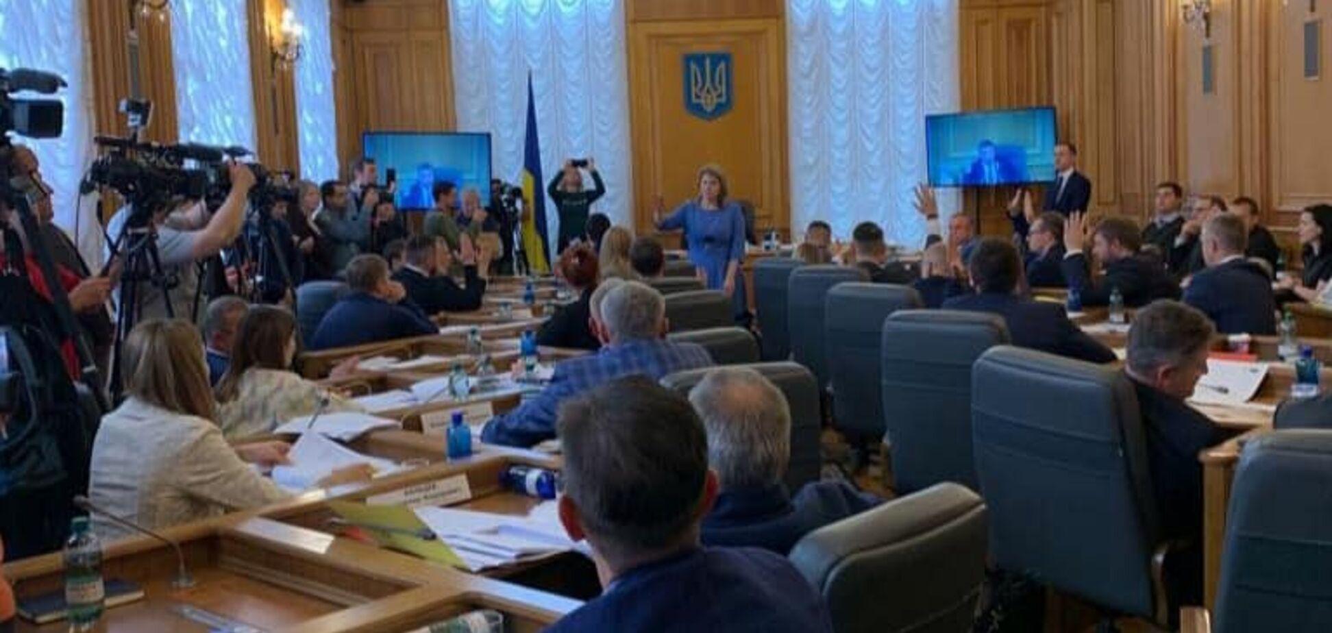 Закон 'Про столицю України' рекомендовано прийняти Раді!