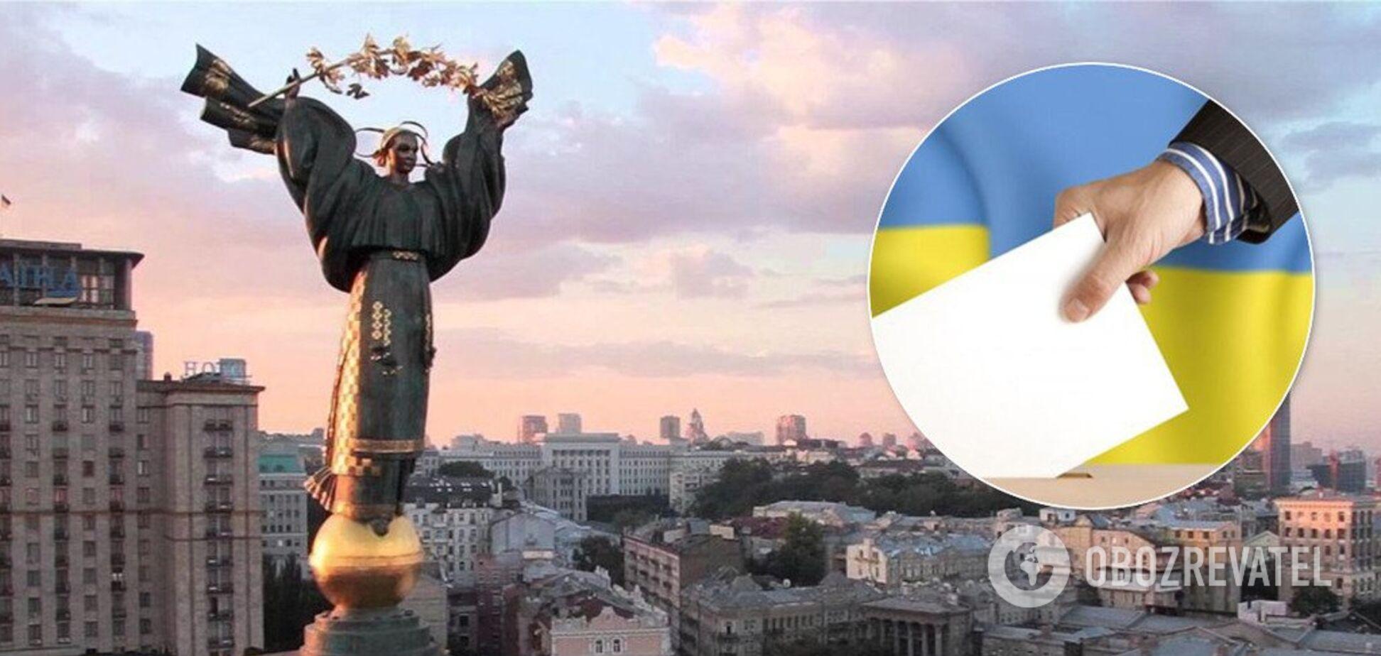 Досрочные выборы мэра Киева