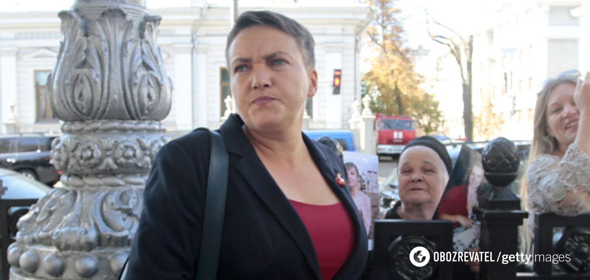 'Давали двічі героя': Рубан розповів, як готували замах на Савченко