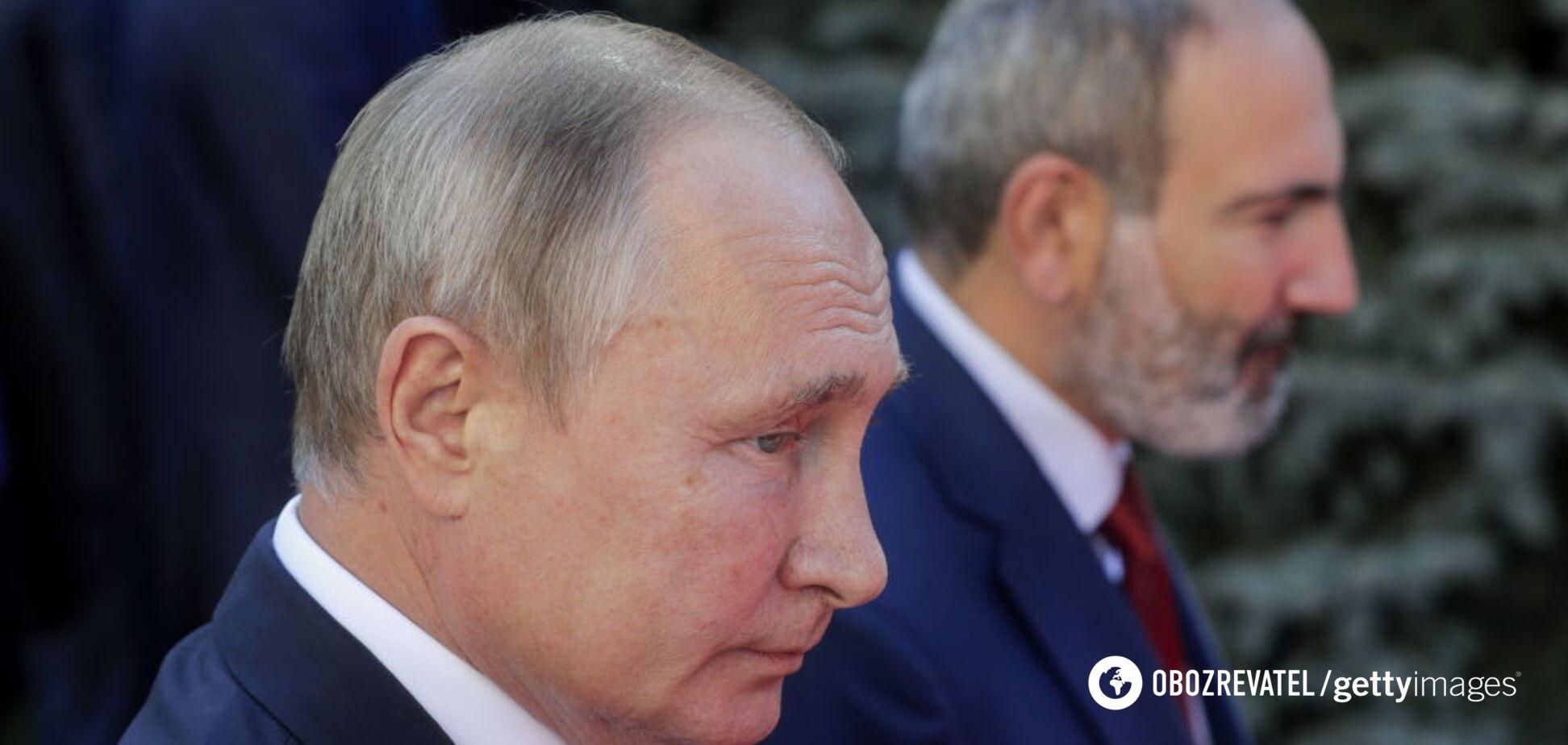 'Виконуйте зобов'язання!' Журналістка публічно 'наїхала' на Путіна. Відео
