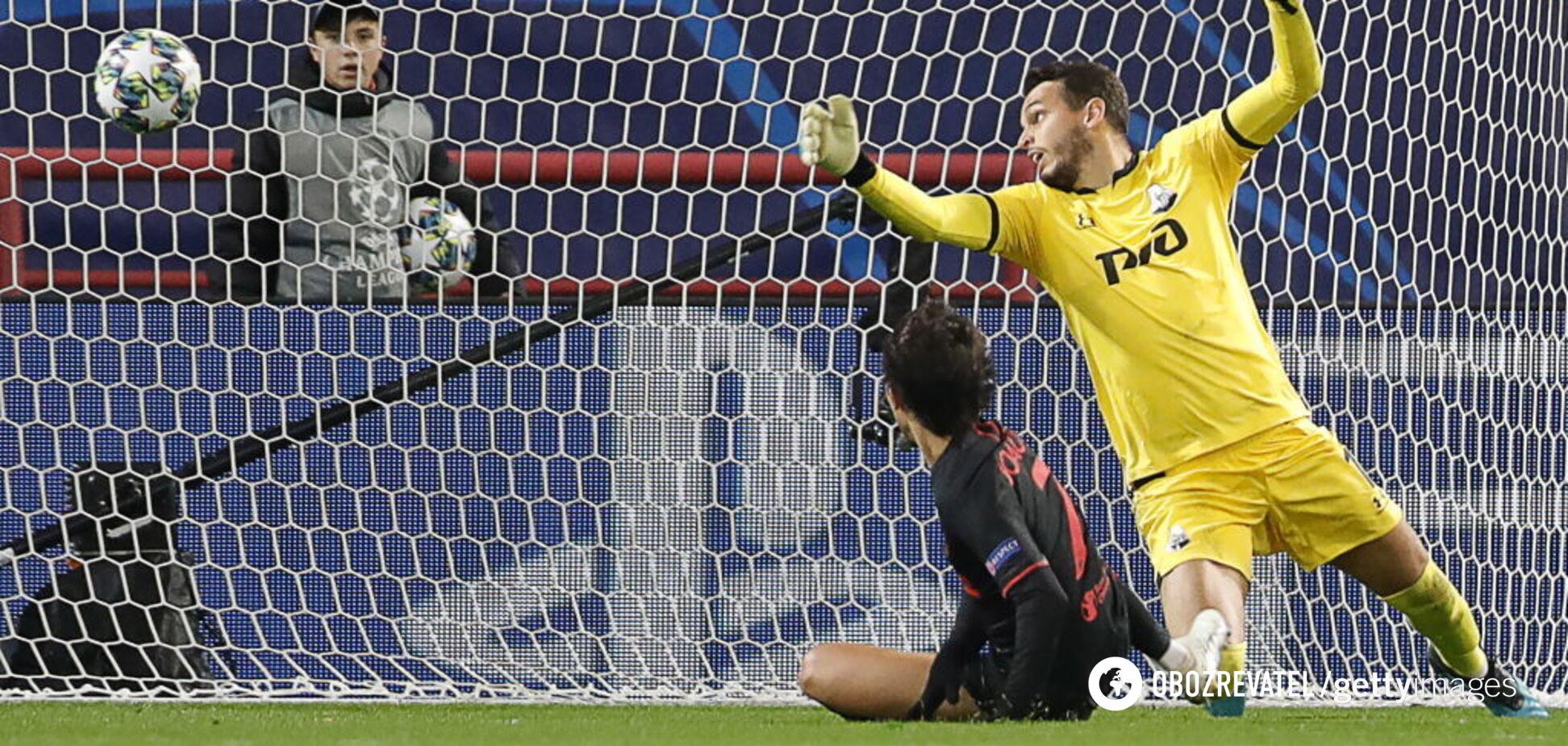 Спасение 'Шахтера' и позор Москвы: результаты Лиги чемпионов 1 октября