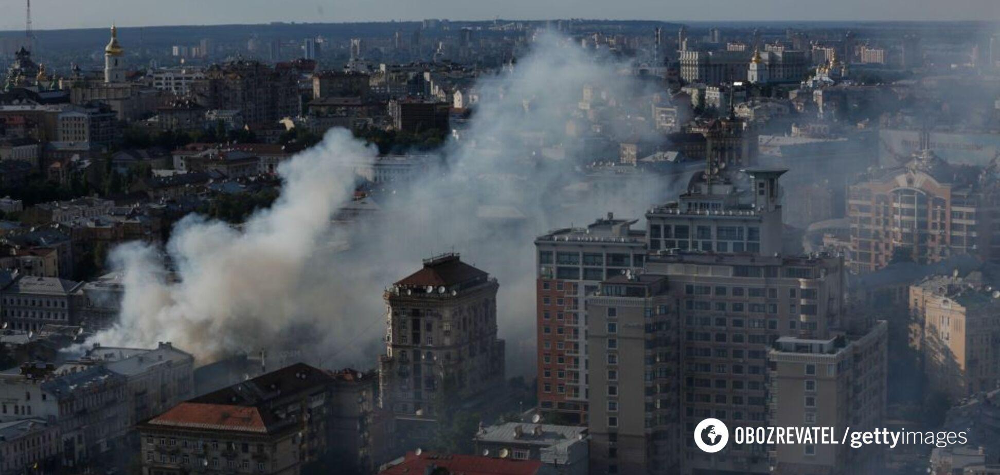 Повітря Києва стало в 10 разів брудніше, ніж в Європі: подробиці розслідування