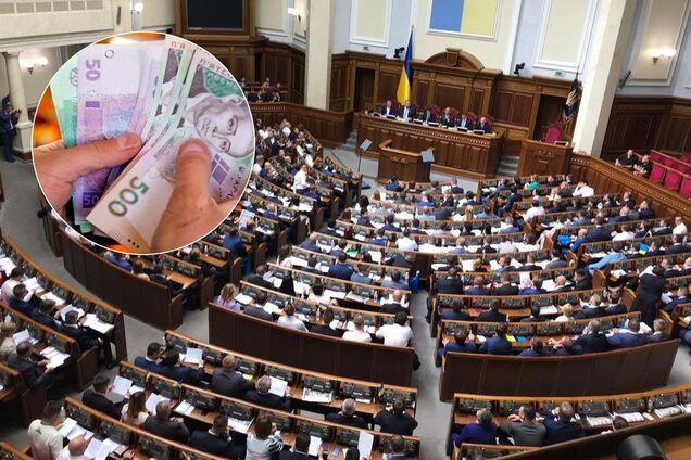У парламенті обговорять питання скасування військового збору й зниження ПДВ