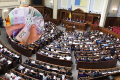 Депутаты Верховной Рады получили зарплату за октябрь: кому начислили больше всех