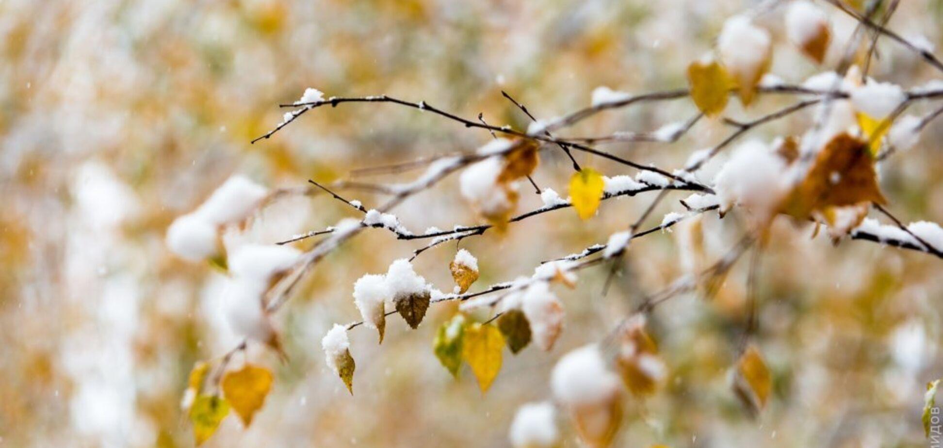 До -23! Синоптики рассказали о суровой погоде в октябре