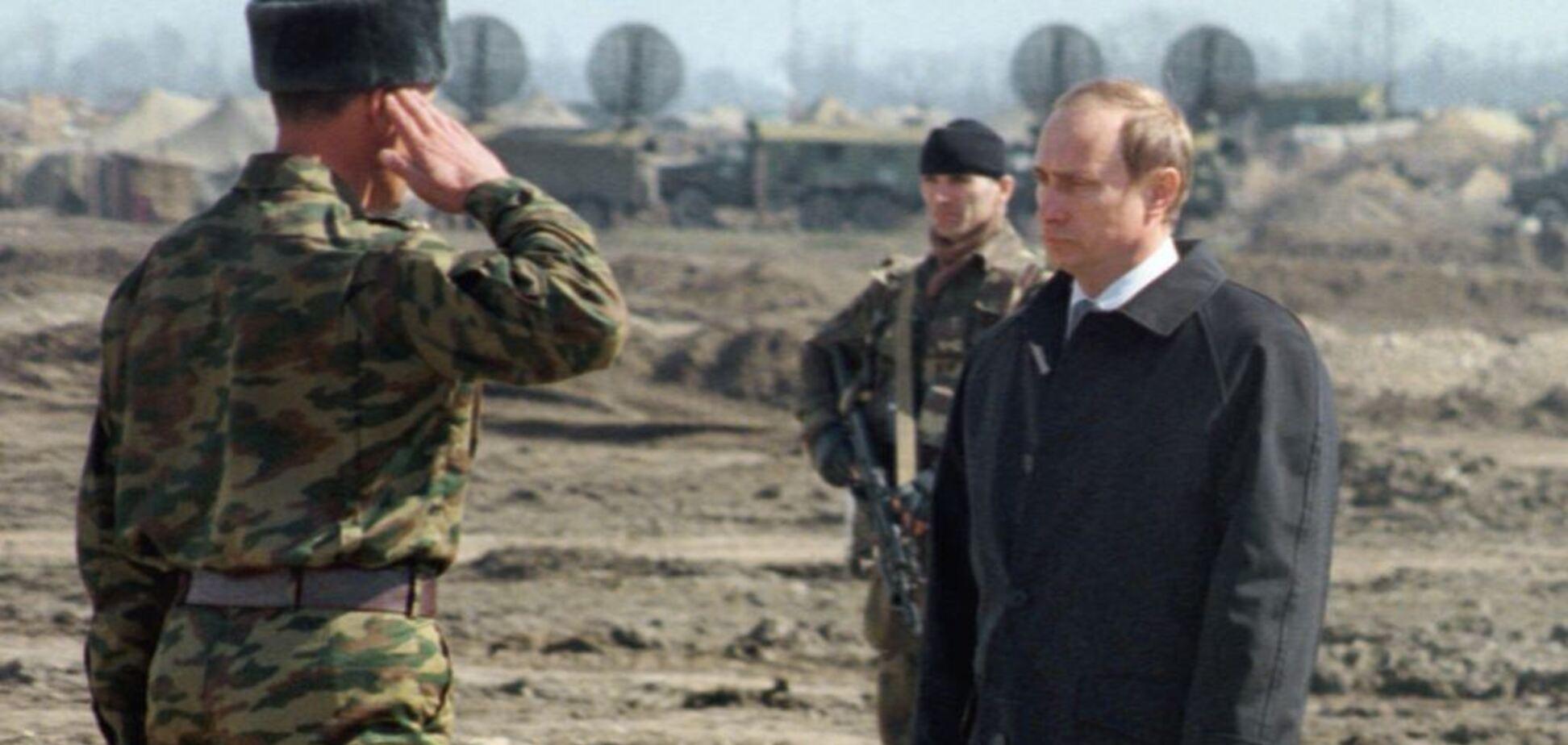 Как Путин пообещал 'мочить' террористов 'в сортире'