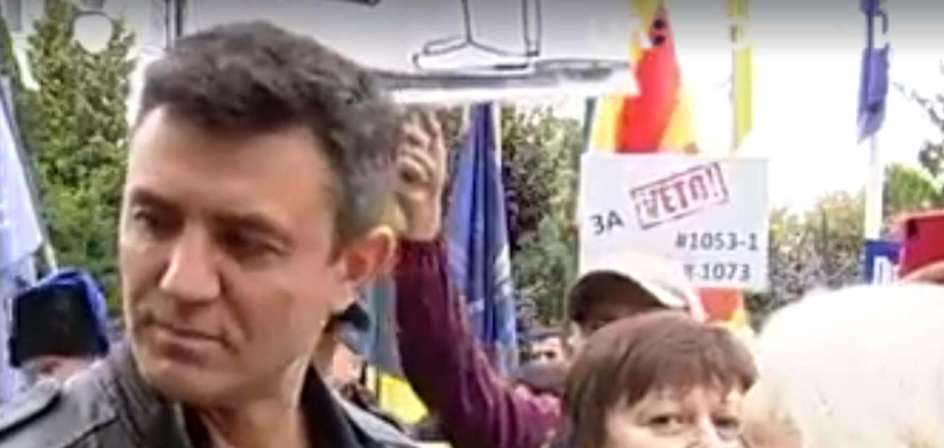 Николай Тищенко. Источник: Скриншот видео