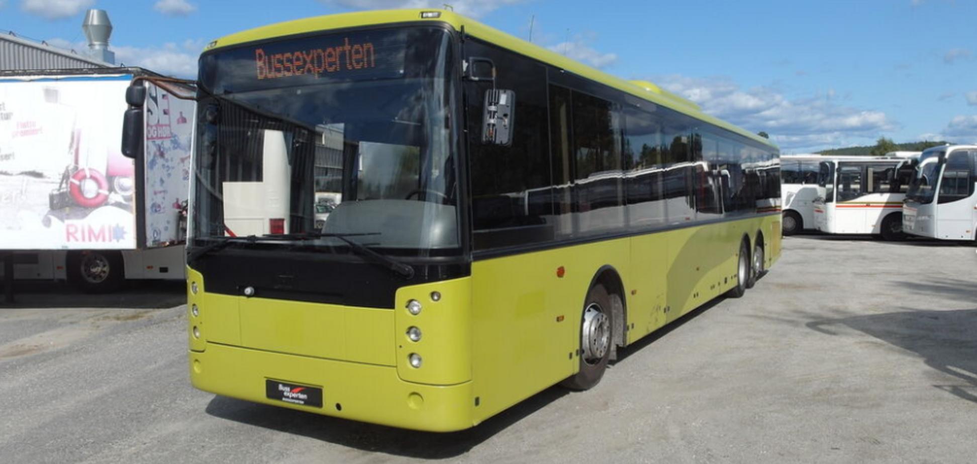 У Дніпрі автобуси №146 змінять схему руху: новий маршрут
