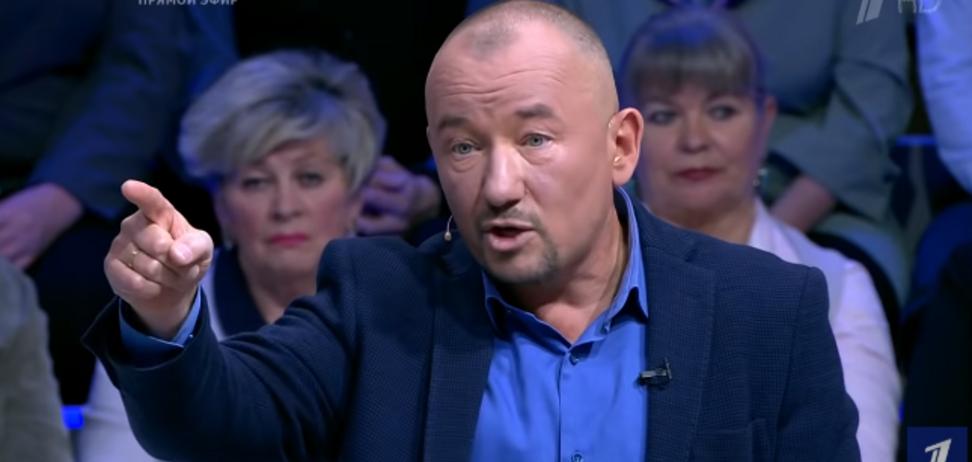 'Пішов геть звідси': на росТВ топ-пропагандист вигнав українця через Захарова
