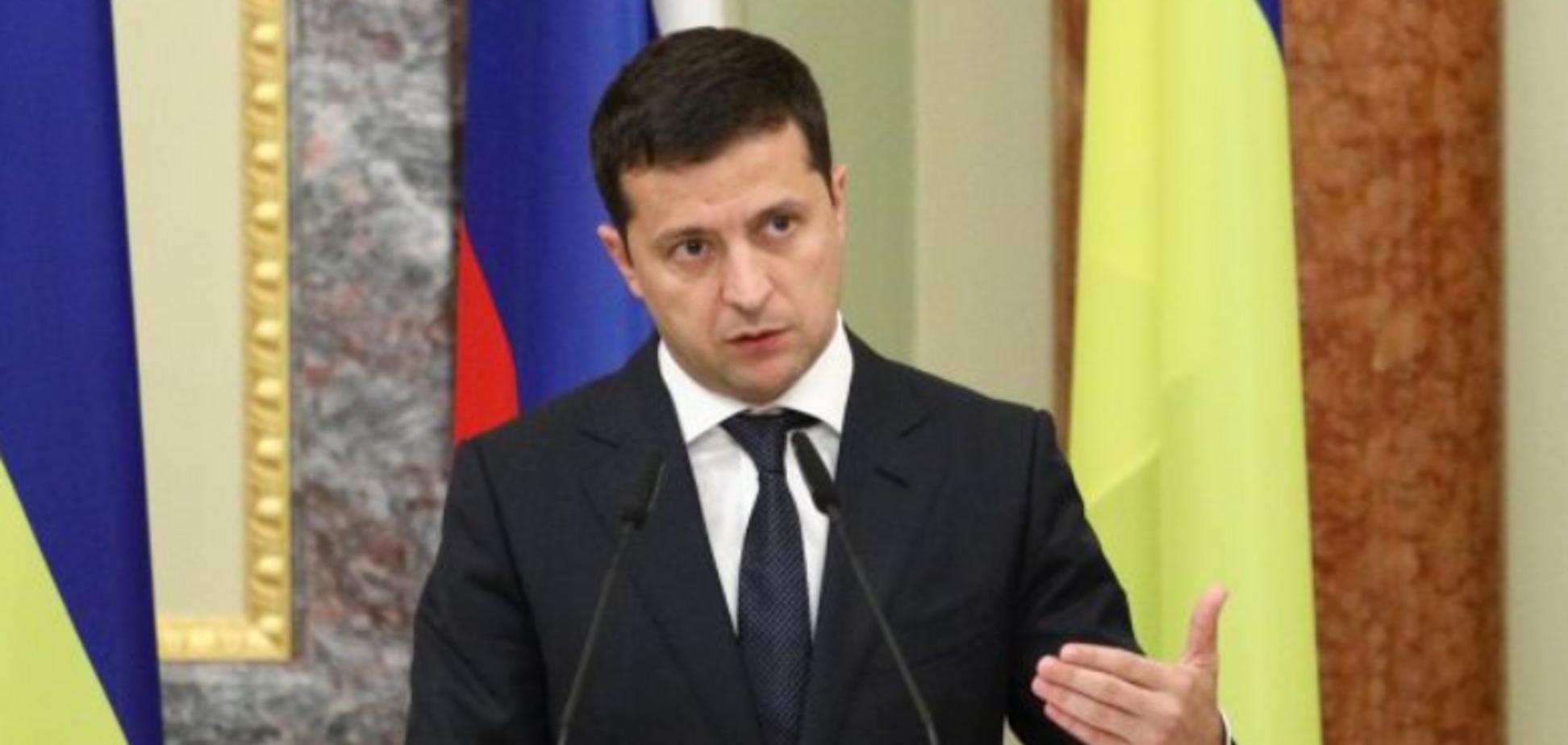 Зеленский выступил с экстренным заявлением