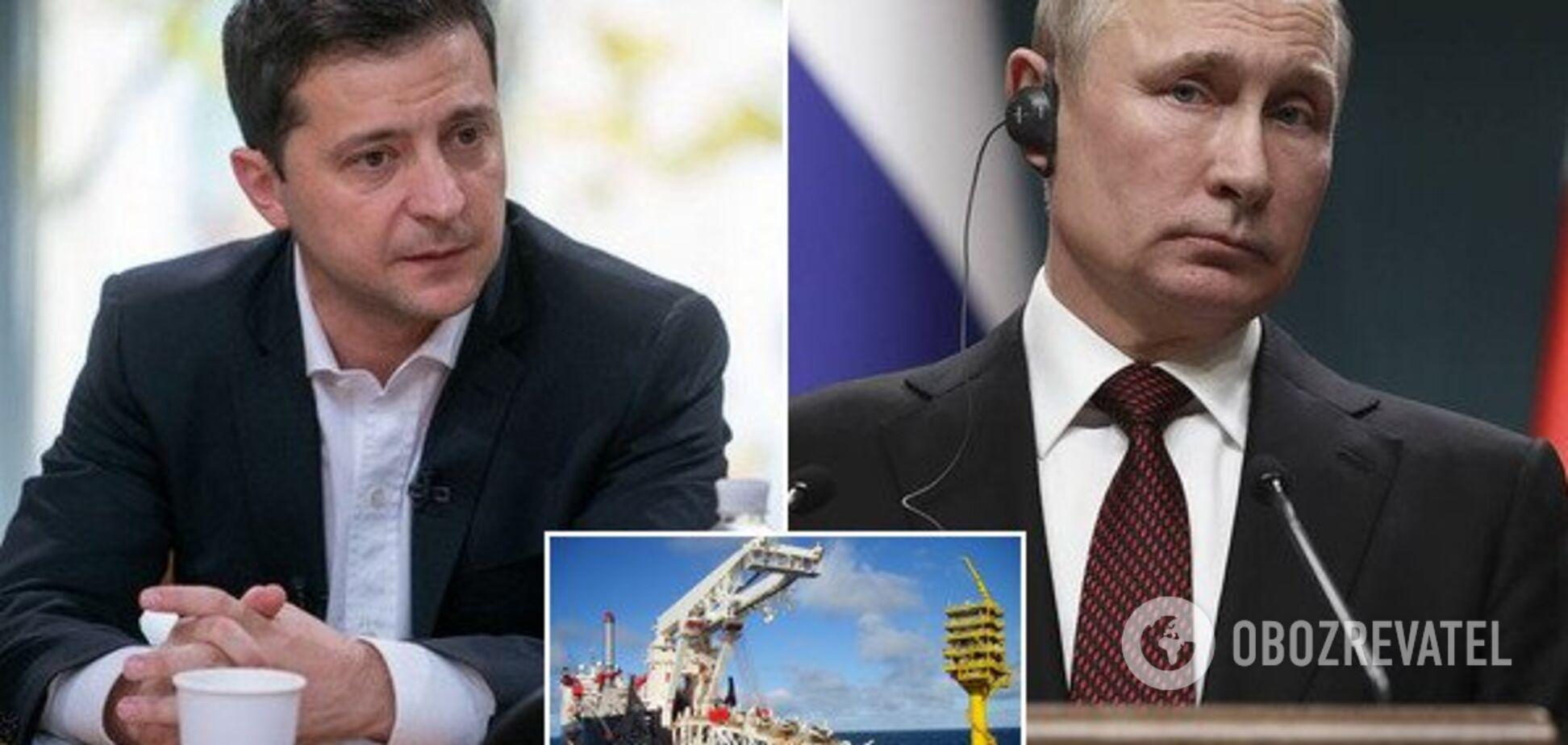 Німеччина кинула Україну: Зеленський зв'язався з президентом Євроради через газопровід Путіна