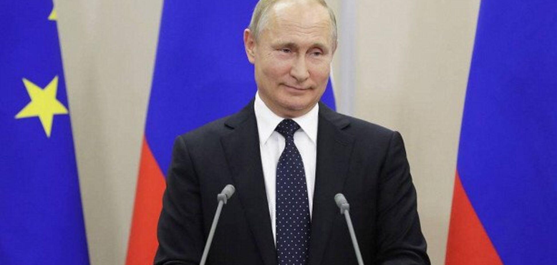 Путін вирішив створити в Росії 'футбольний колгосп'