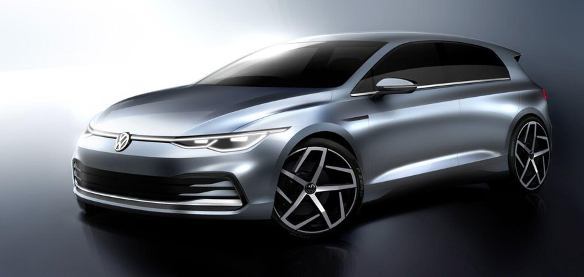 Компанія Volkswagen готується презентувати новий Golf