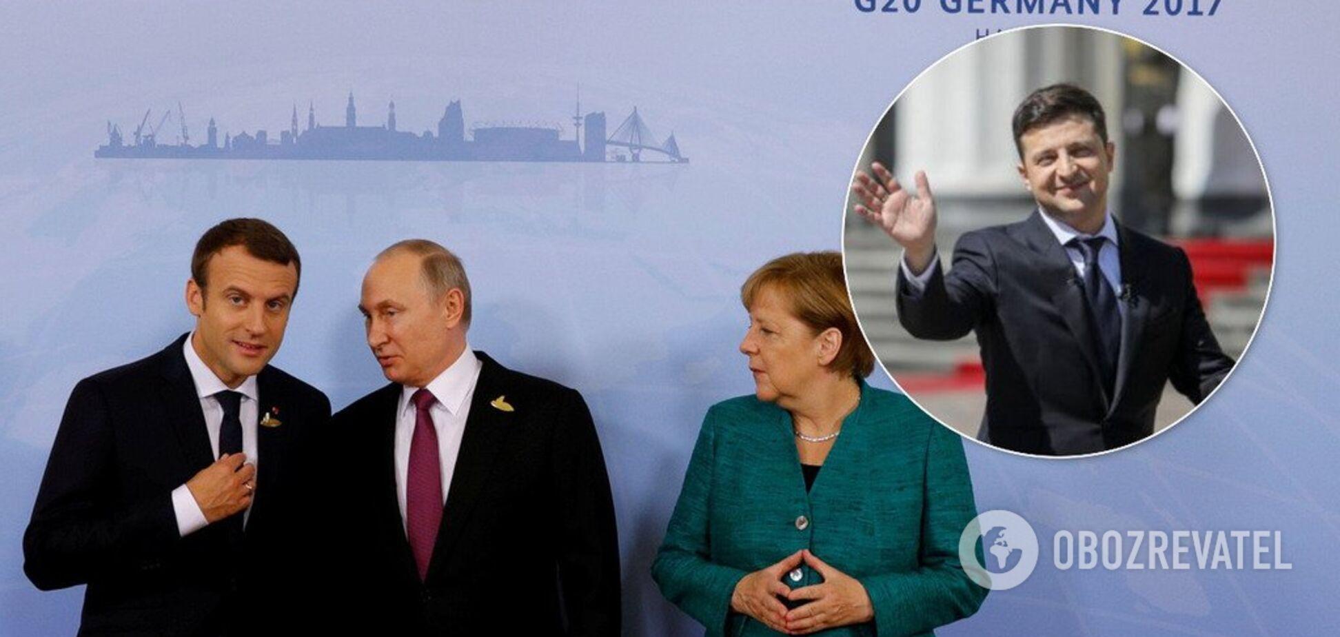 Зеленський анонсував швидку зустріч з Путіним