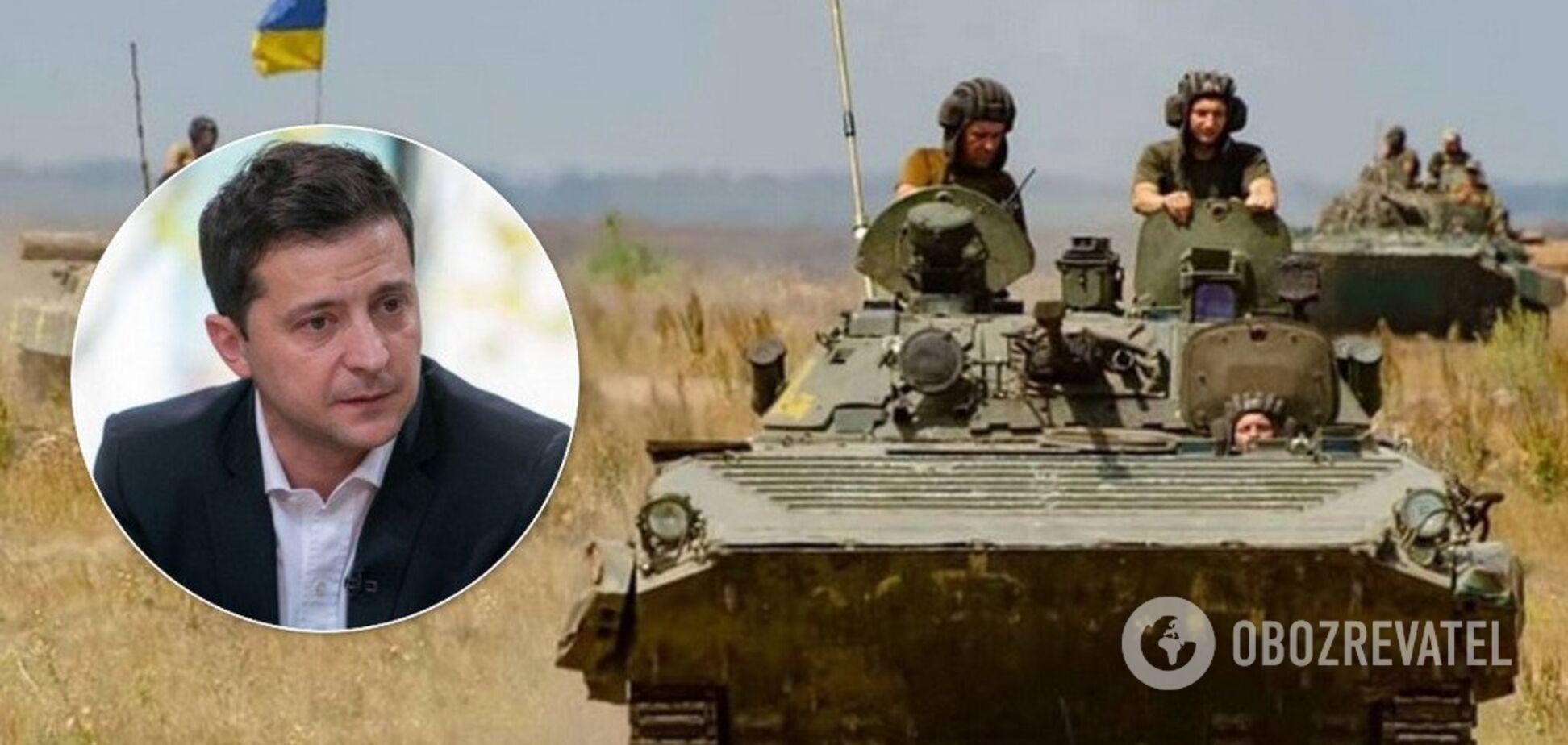 Мир на Донбассе: генерал пояснил Зеленскому, в чем он неправ