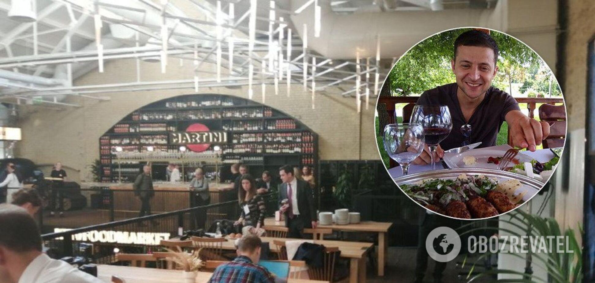 Большой пресс-марафон Зеленского: стало известно, чем кормят у президента