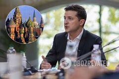 Зеленского окружает 'пророссийский элемент': президента предупредили об опасности