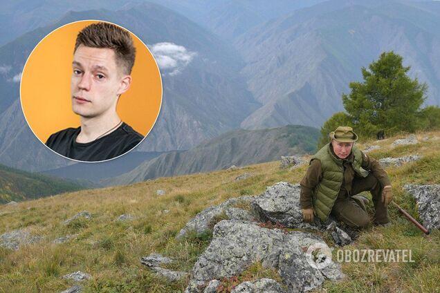 Юрий Дудь, Владимир Путин