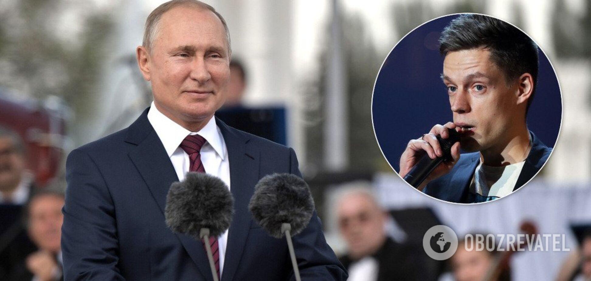 Коли Дудь стане суперником Путіна: Рабинович назвав умову