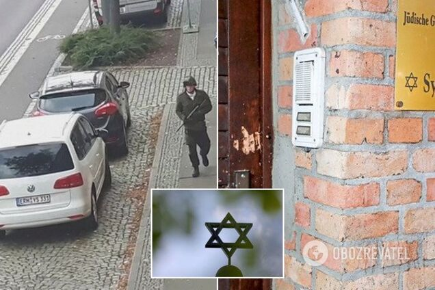 Що відомо про звірячий напад на синагогу у Німеччині