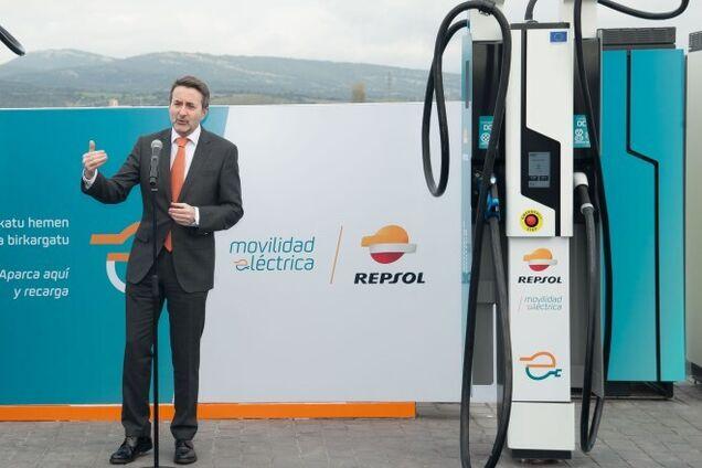 У Європі встановили найпотужнішу зарядну станцію