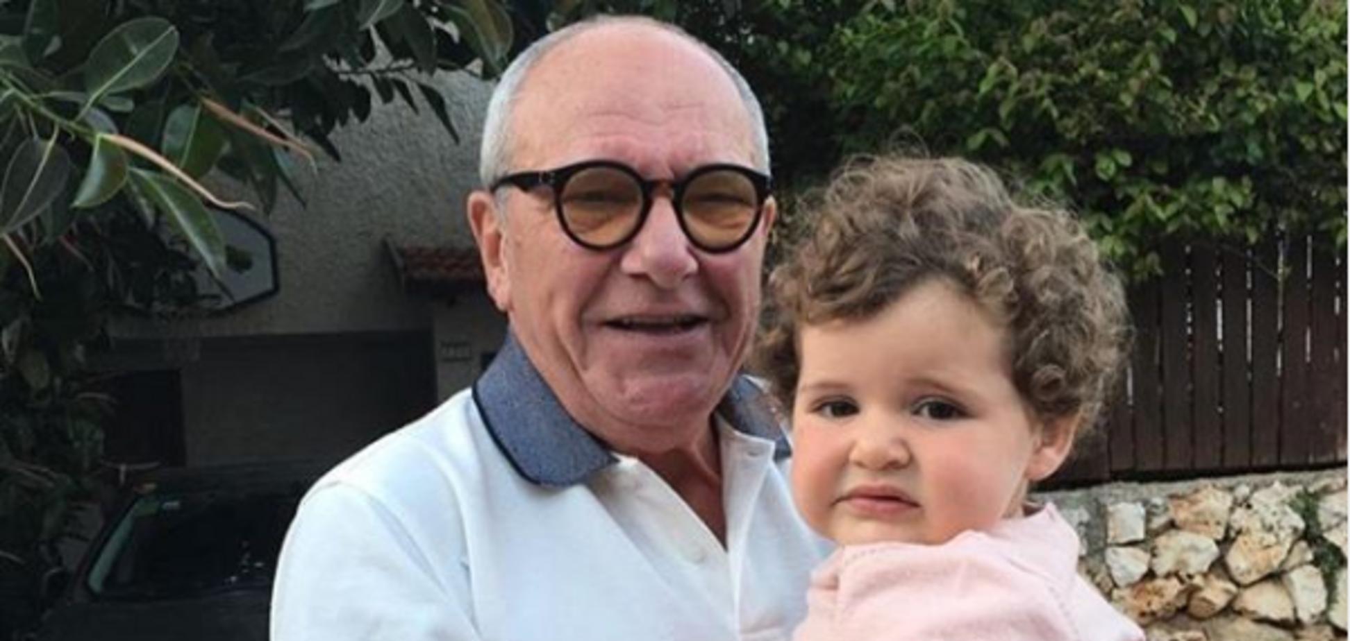 79-летний Виторган готовится стать отцом в пятый раз