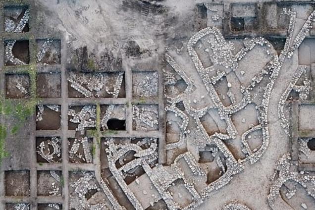 В Израиле раскопали древний мегаполис