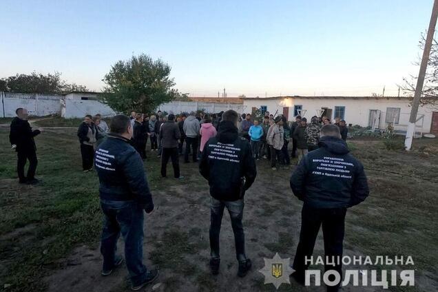 Десятки жителів Дніпропетровщини тримали в рабстві