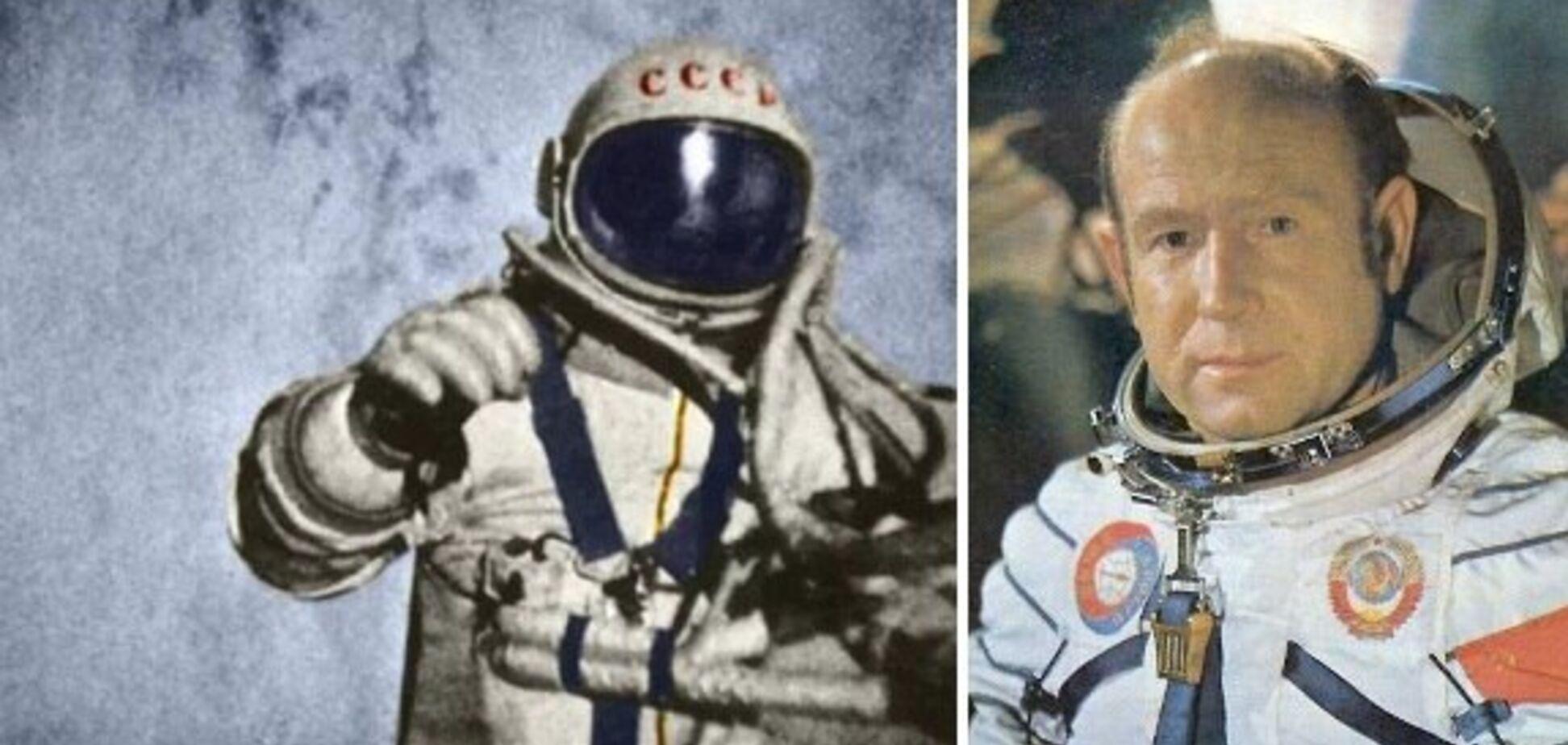 Умер человек, первым вышедший в открытый космос
