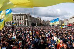 Долю України вирішують не маси розчарованих, а легіони воїнів