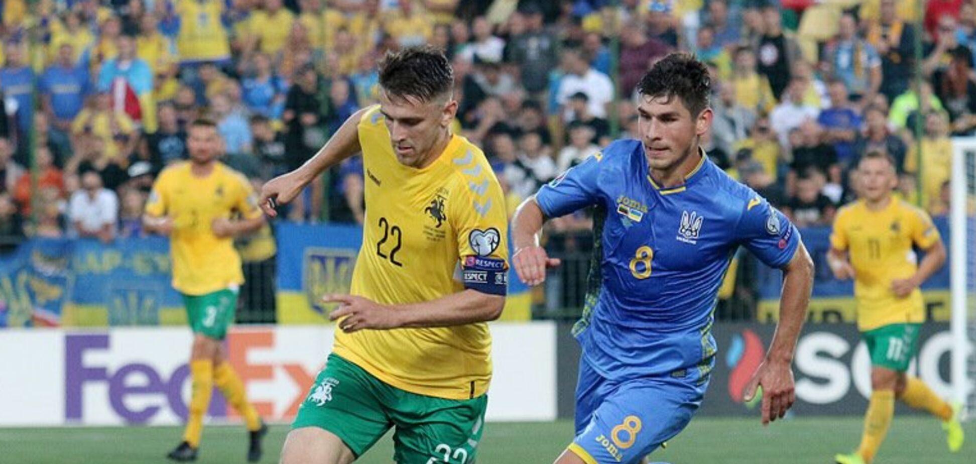 В шаге от Евро! Украина – Литва: смотреть онлайн матч отбора Евро-2020