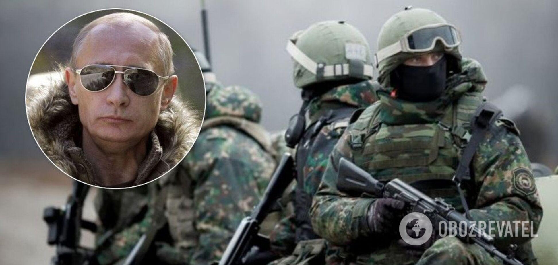 'Закриті і автономні': генерал розповів, чим зайнятий путінський спецпідрозділ ГРУ