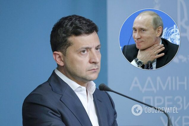Зеленського попередили про небезпеку Путіна