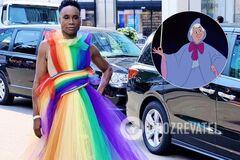 Феей-крестной в 'Золушке' может стать темнокожий гей: фото эпатажной дивы