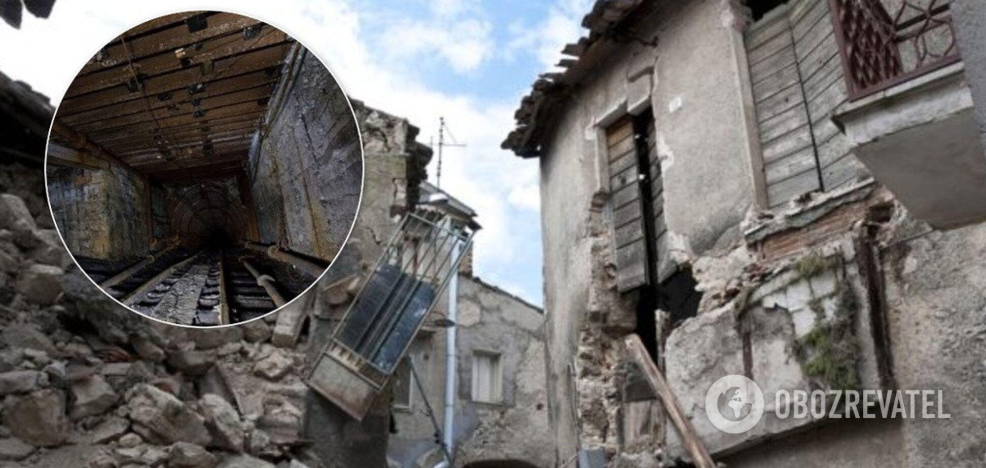 Землетруси в Макіївці: названі три причини