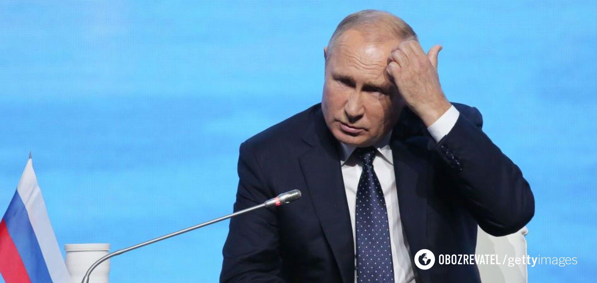 'Поцілунок у животик': Путіна зняли в оточенні дітей. Фото