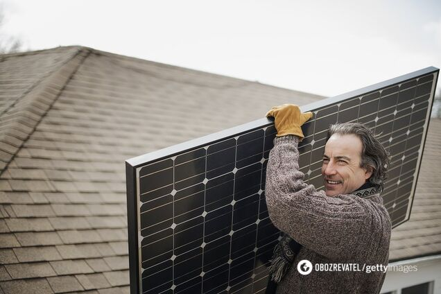 Українцям розповіли, як заробити на енергії сонця