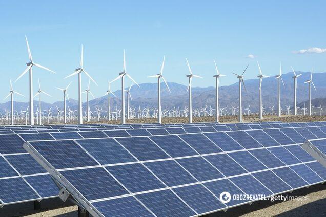 Відновлювана енергетика України зросла на 27% за кілька місяців