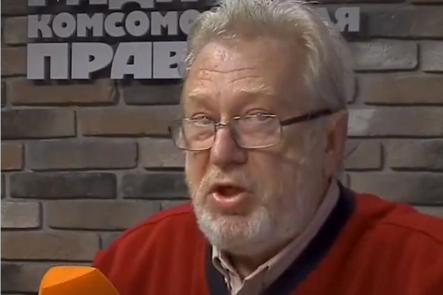 Брат Чубайса в прямом эфире обвинил Россию