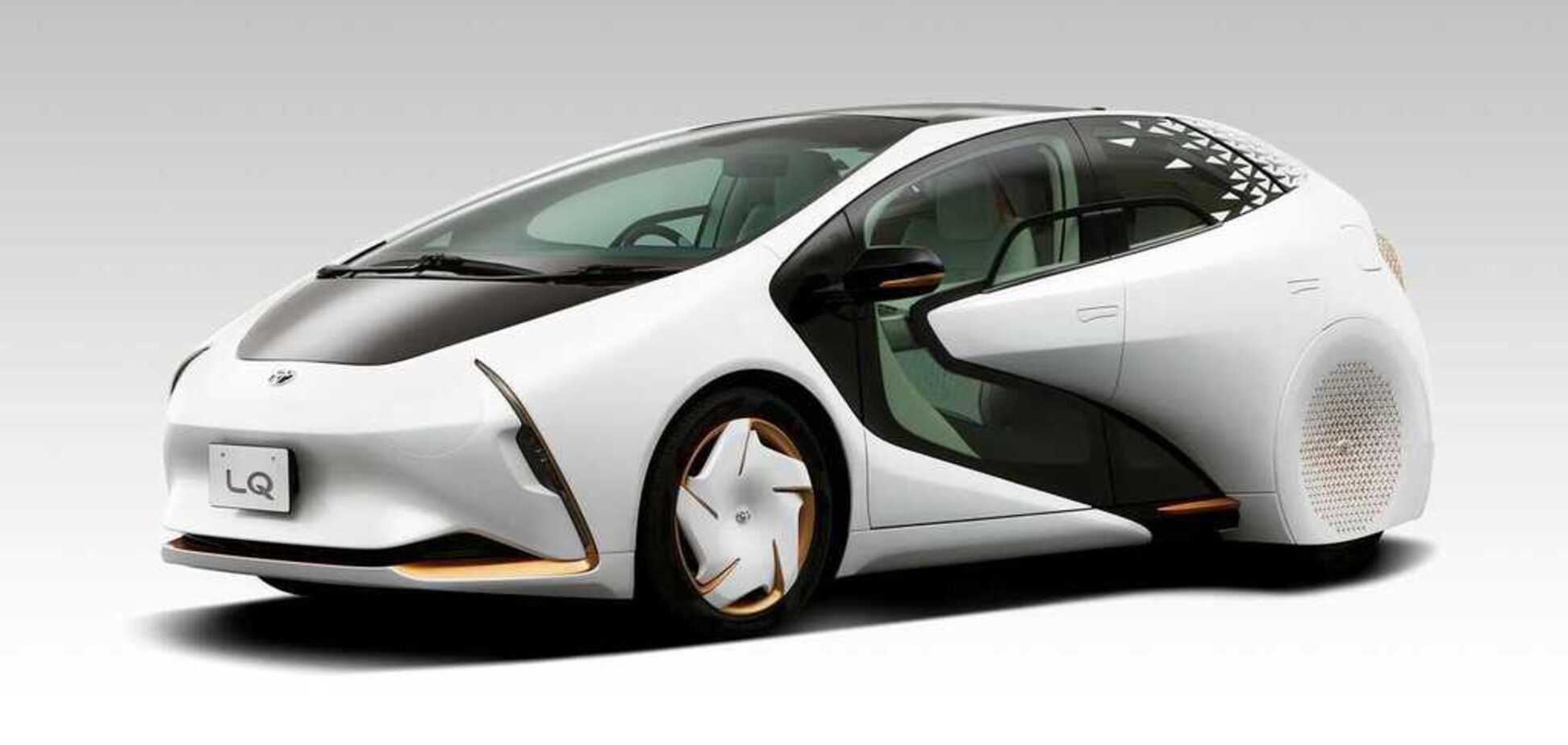Электрокар будущего: Toyota показала шокирующий концепт