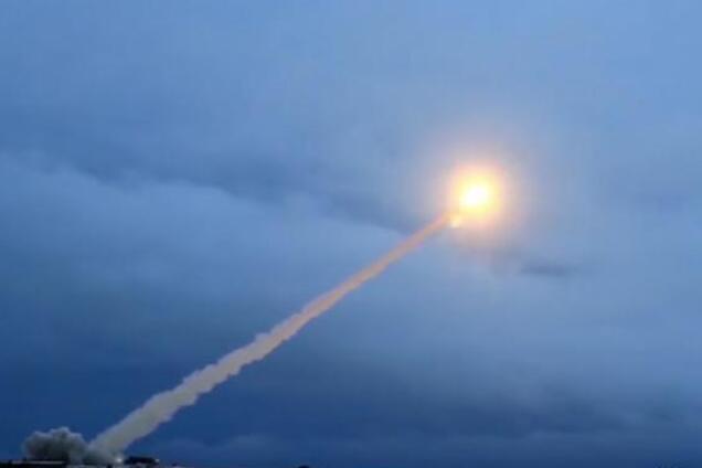 Ілюстрація. Ракета