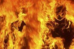 У Дніпрі під час пожежі живцем згоріла жінка: подробиці